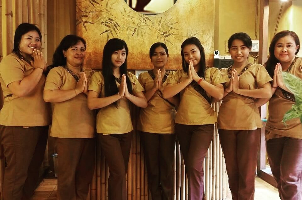 Midas Spa Ubud Team